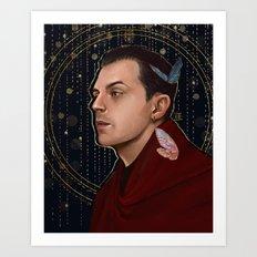 Theo Hutchcraft Art Print