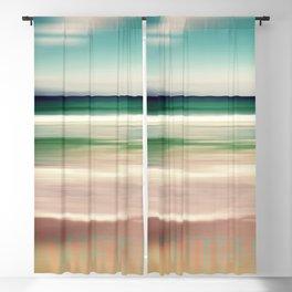 LOVE THE OCEAN IV Blackout Curtain