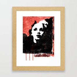 The Marilyn Monroe Beyond Framed Art Print
