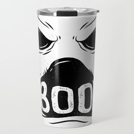 GHOST BOO Travel Mug