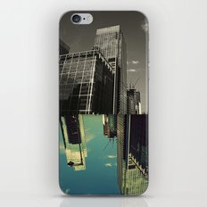 Canary Wharf - Poster, Art Print, Framed Art Print and Canvas  iPhone & iPod Skin