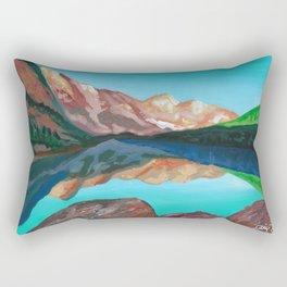 Lake Louise, Banff Rectangular Pillow