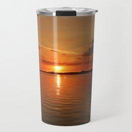 The River Afire Travel Mug