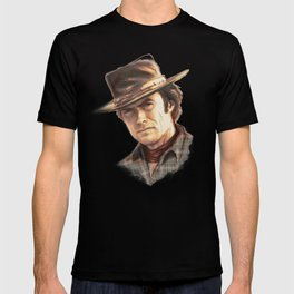 Clint Eastwood tribute T-shirt