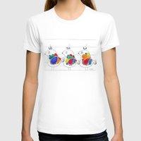 folk T-shirts featuring folk by Gosia&Helena