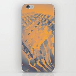 Nuclear Scarf iPhone Skin