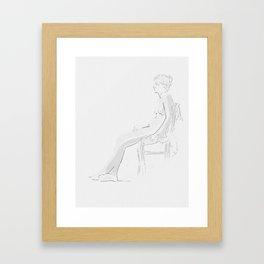 """Infinita belleza"" * 4 Framed Art Print"