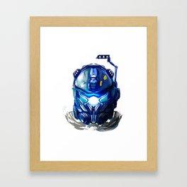 Hammond's Finest Framed Art Print