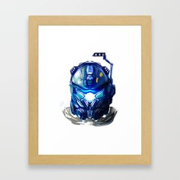 Hammond's Finest Framed Art Print