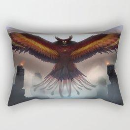 La Fenice Rectangular Pillow