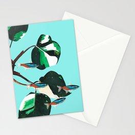 Jeff's aquarium: The Neon Tetra Pak Stationery Cards