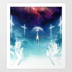 Rebirth (Noilegnave 1/3) Art Print