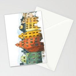 Stortoget Stockholm Stationery Cards