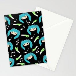 Miku Chibi Stationery Cards