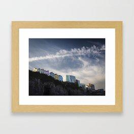 Tenby, Wales, Framed Art Print