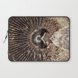 Geometric Art - WITHERED Laptop Sleeve