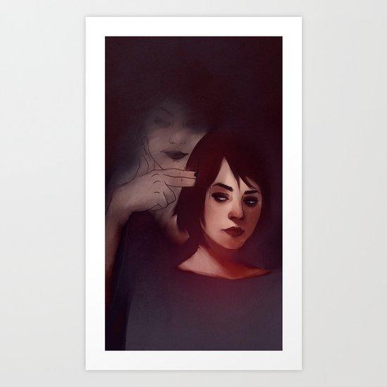 imgoingslightlymad Art Print