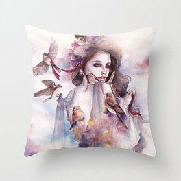 Ella Throw Pillow