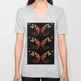 Nature is best artist Unisex V-Neck