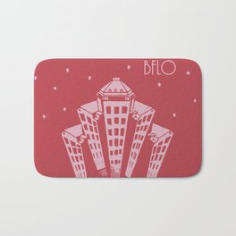 BFLO STARS Bath Mat