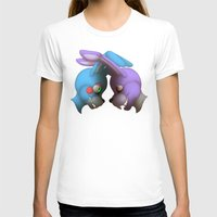 fnaf T-shirts featuring Two Bonnies by Rozga