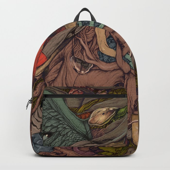 under beauty { Angels } Backpack