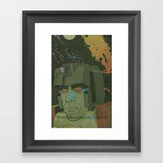 Deadliest of the Seekers Framed Art Print