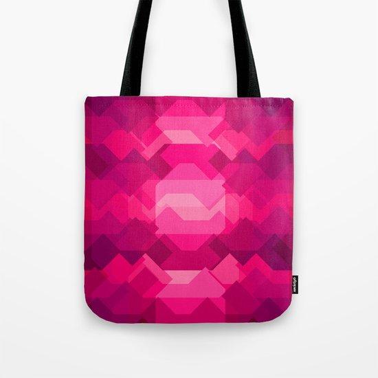 Gemstone - Ruby Tote Bag