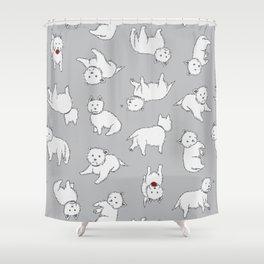 Dexter Shower Curtains