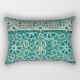 Moroccan Mosaic 2 Rectangular Pillow