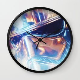 Captain Phasma - Last Jedi Wall Clock