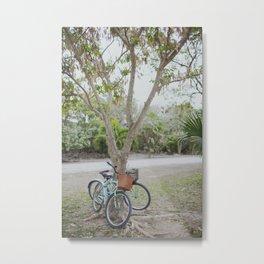 A Summer Ride Metal Print