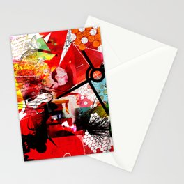 Exquisite Corpse: Round 6 Stationery Cards