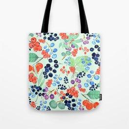 joyful berries Tote Bag