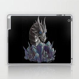 Ice Dragon Hoard Inspection Laptop & iPad Skin