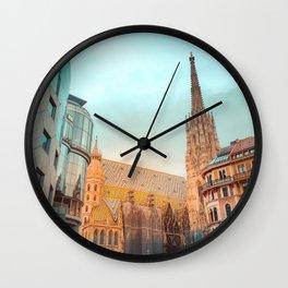 Perfect Merge Wall Clock