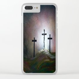 Still the Light Clear iPhone Case