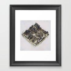 THERMAL PASTE (everyday 02.01.17) Framed Art Print