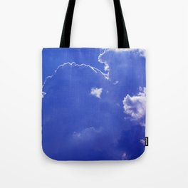 Clouds over Baden-Wurttemberg Tote Bag