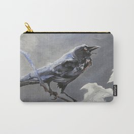 'The Raven | Harbinger' Carry-All Pouch