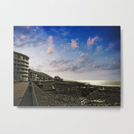 Westward Ho Metal Print