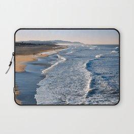 Lands End Beach Laptop Sleeve