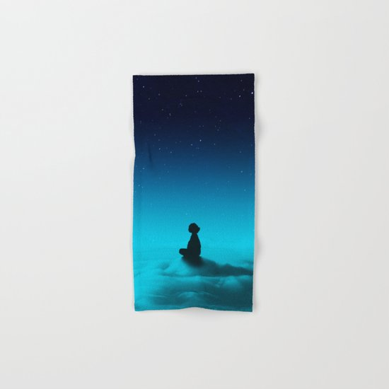 Cloud Rider Star Series Hand & Bath Towel