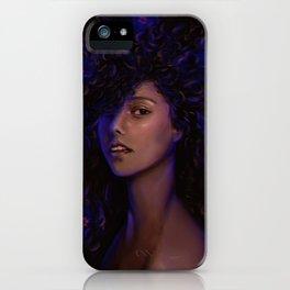 FREE DA HAIR iPhone Case