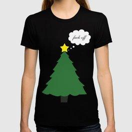 Fuck Off Christmas (Less Festive) T-shirt