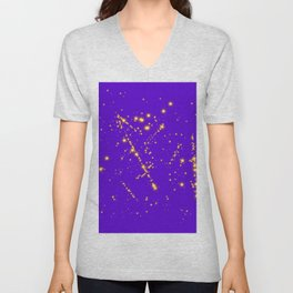 Lights Unisex V-Neck
