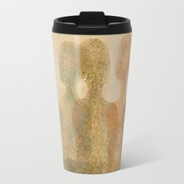 four figures Travel Mug