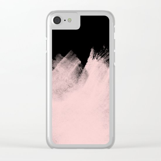 Yang Clear iPhone Case