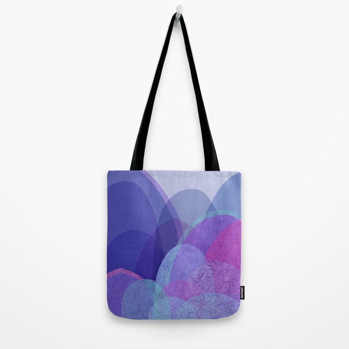 It's not the mountain we conquer but ourselves  Tote Bag