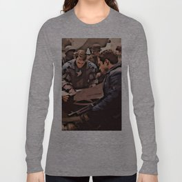 Planning and Attack Long Sleeve T-shirt